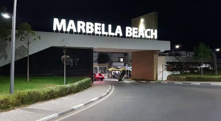 Mini villa dans la Residence MARBELLA BEACH