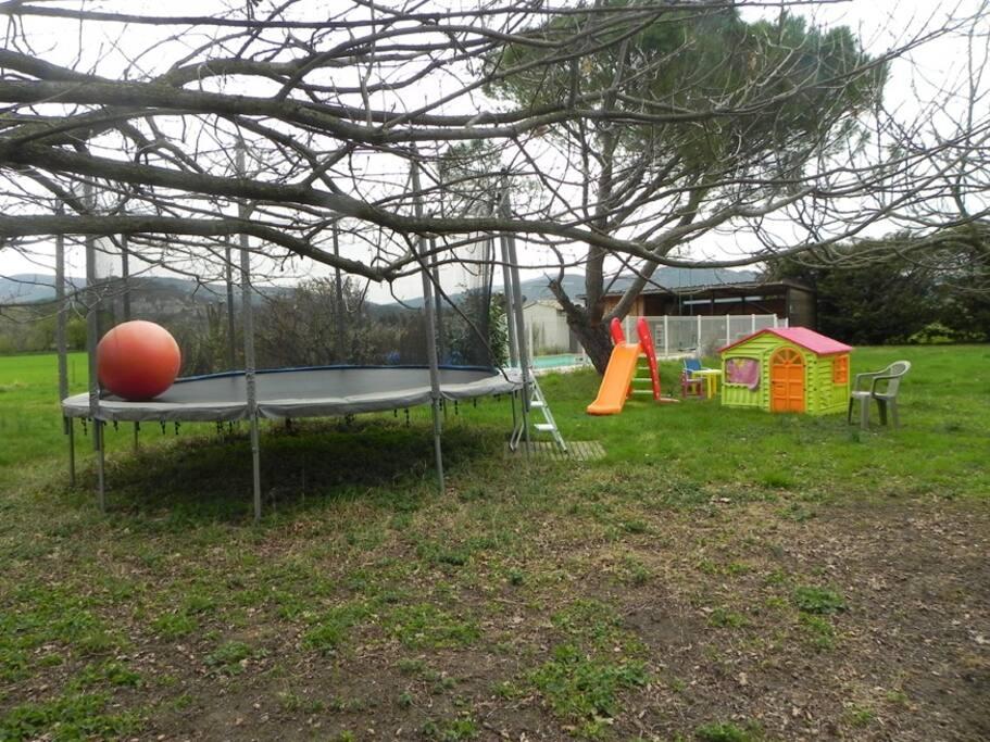 Le parc enfant