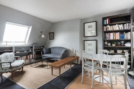 Very charming apartment in the Marais ❤