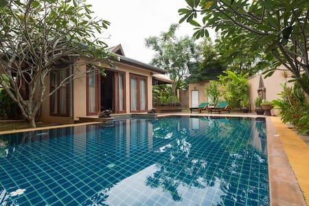 Baan Manu Chang Private Pool House - Mueang Krabi