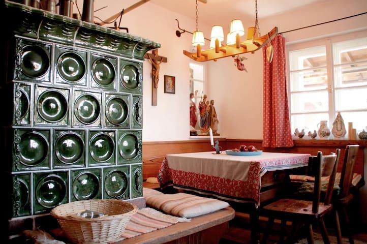 Ferienhaus Poxleitner (Mauth), Ferienhaus Poxleitner im Nationalpark Bayrischer Wald