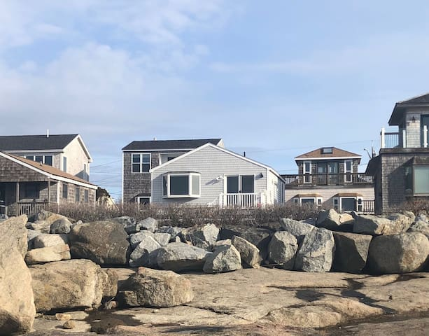 Cottage at the Nubble Lighthouse!