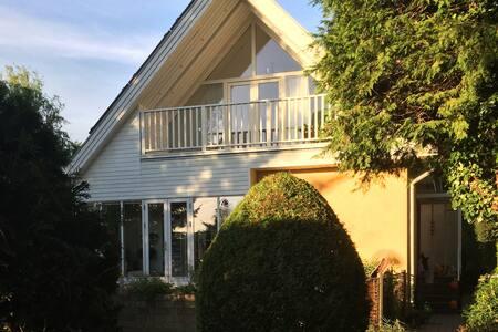 Cosy villa apartment in the heart of Copenhagen. - Hellerup - Huoneisto