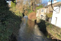 Scenery in Cartmel