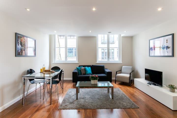 VIBRANT & STYLISH SERVICED APT IN CHANCERY LANE