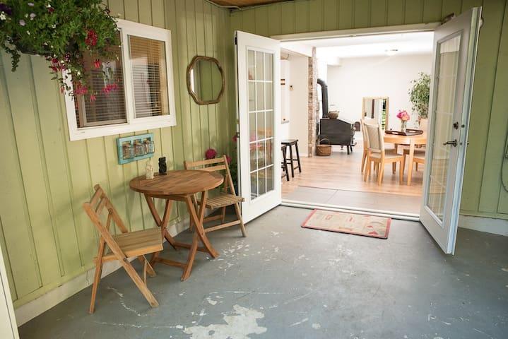 Southwind Sanctuary - Lantzville - Gjeste suite