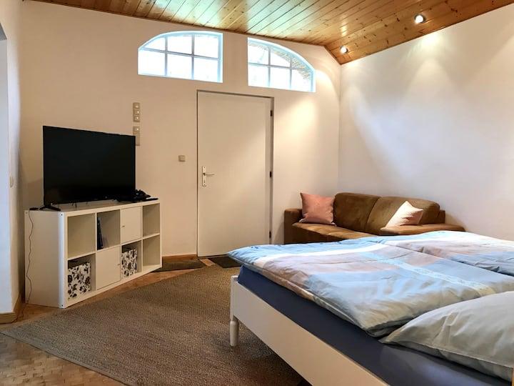 Gemütliche, moderne Wohnung auf Hof Habichthorst