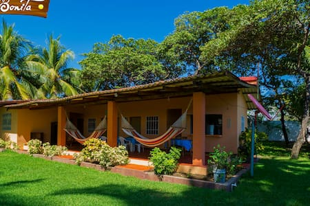 Beatiful Beachfront House at Costa Azul - Sonsonate - Ház