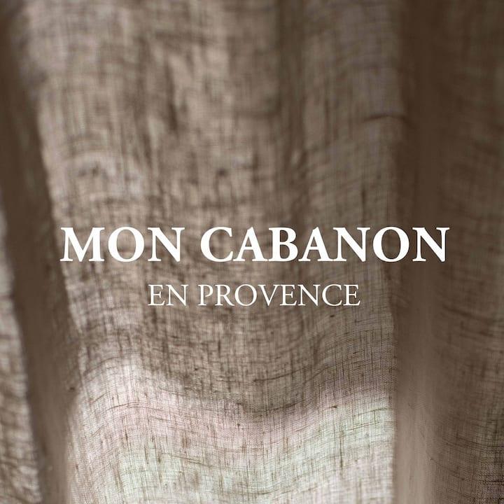 Mon cabanon en Provence