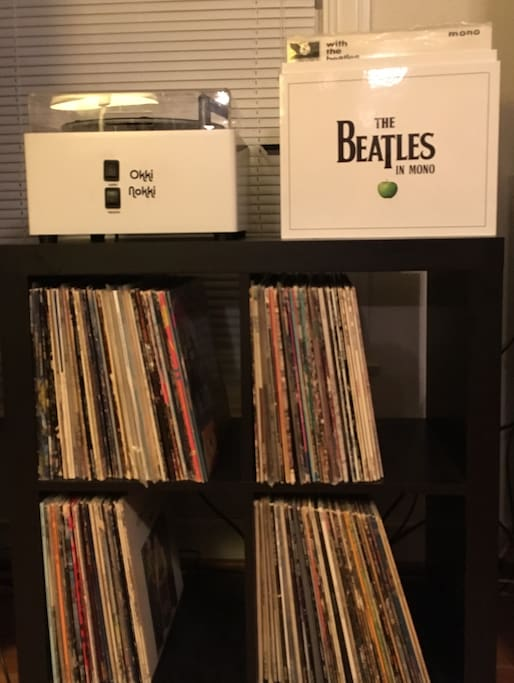 Yes, I'm something of a Beatles fanatic. But if you're a Stones person, that's fine too.