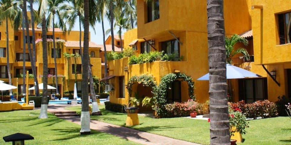 Villas de Menorca, Club Santiago. Manzanillo - Manzanillo - Lägenhet