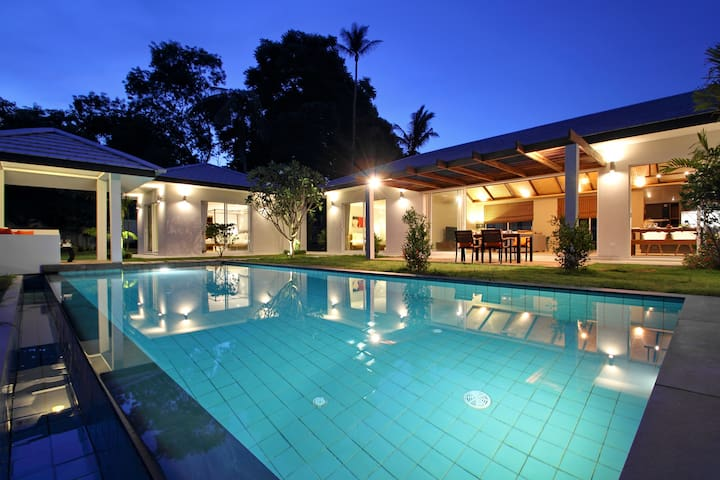 A luxurious retreat in the heart of Bophut - Ko Samui - Villa