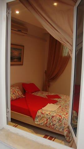 Première chambre à coucher