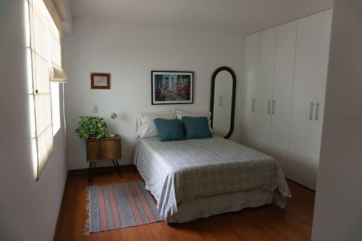 Habitación privada cerca al Malecón Miraflores