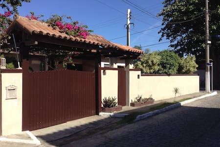 Beach House in Barra de Sao Joao