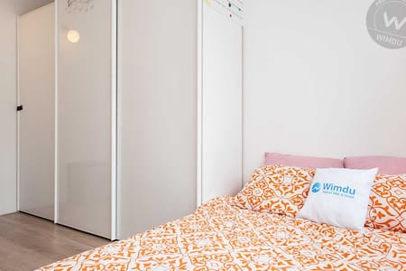 Spacious room only 15 min. to centre of Amsterdam - Amsterdam