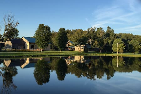 Private Family Cottage on 800 Acres - Redfield