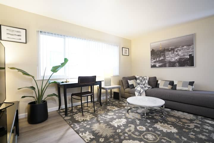 Primely Located 1 BR 1BA Lounge Suite