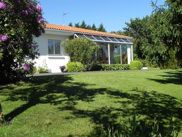 location maison de vacances - Ychoux - Rumah