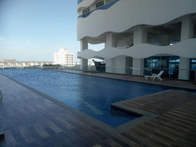 2Bedroom Condo best for relax - sea, peaceful,food