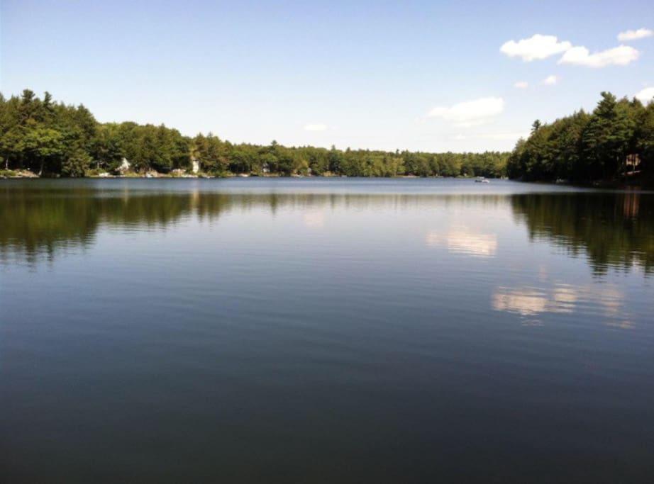 Babcock Lake