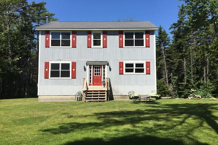 Orr's Island Water Views and Access - Harpswell - Ev