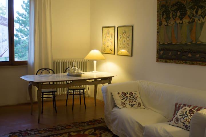 Appartamento accogliente con vista - Forlì - Apartamento