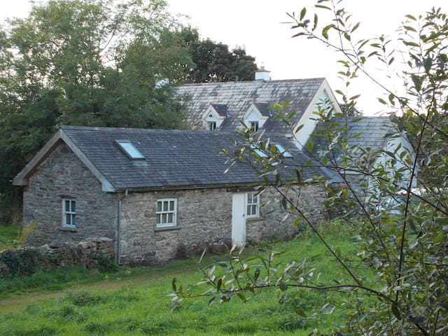 Allelujah Cottage,Lower Lecarrow - Clare - Houten huisje