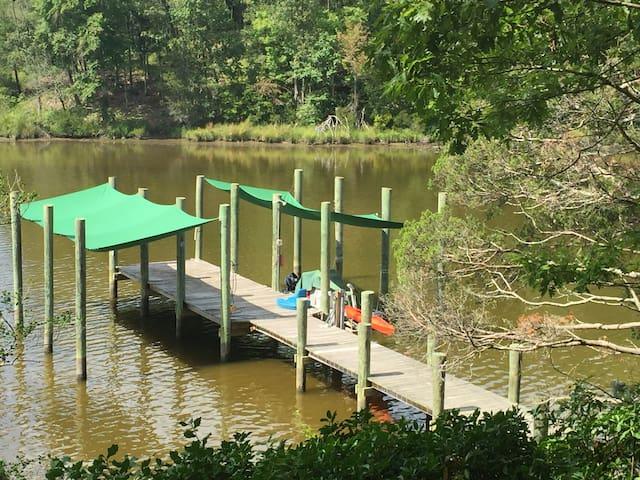 Coan River Paradise - Heathsville - Haus