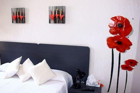 rent room by night 03 - San Sebastián - Wohnung