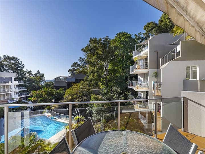 The Cove Noosa - Apartment 21 with Spa