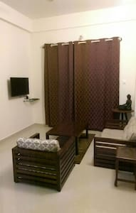 A Zen inspired Cozy 1bhk flat - Bangalore - Appartement