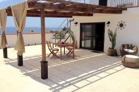 Al piccolo Attico - Casa vacanze - Melito di Porto Salvo - Appartement