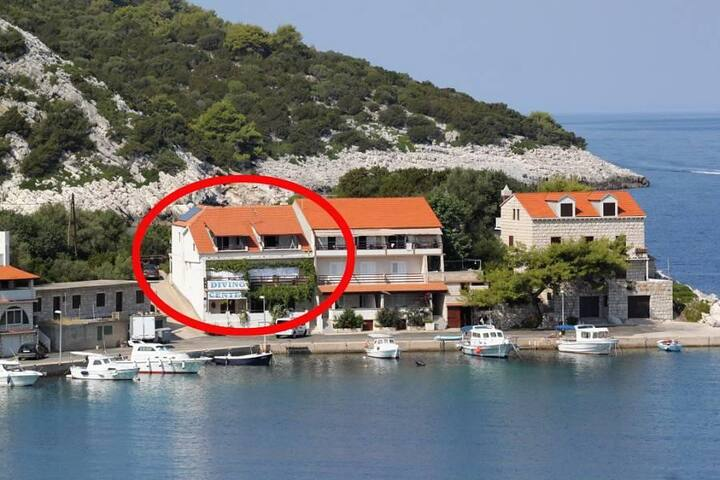 Studio flat near beach Zaklopatica, Lastovo (AS-993-c) - Zaklopatica - Lainnya