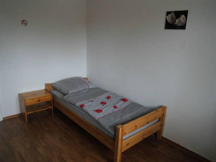 gemütliche voll ausgestattete Wohnung