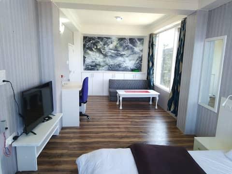 Spacious Bedroom 1 Mariner's Homestay