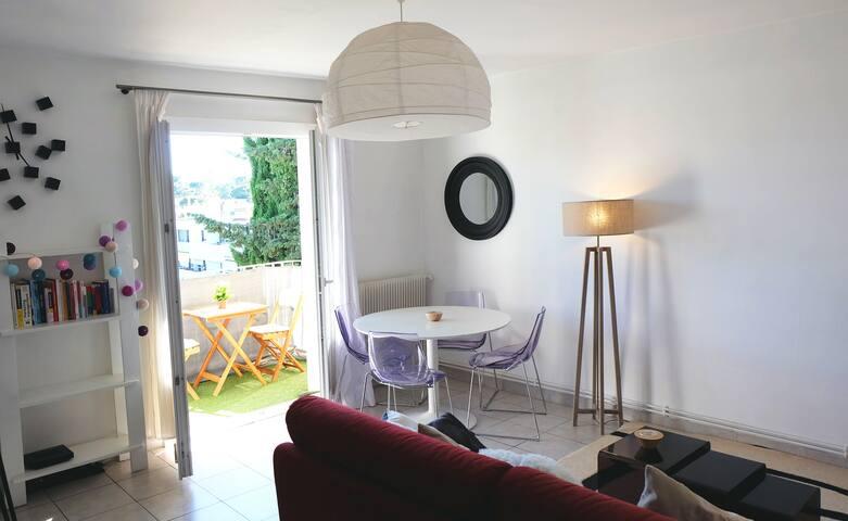 Appartement spacieux et cosy à Montpellier