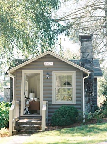 The Honeymoon Cottage, A Modern Mountain Getaway