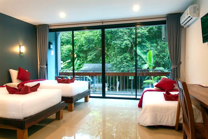 Aonang O2 Boutique - Triple Room&Breakfast