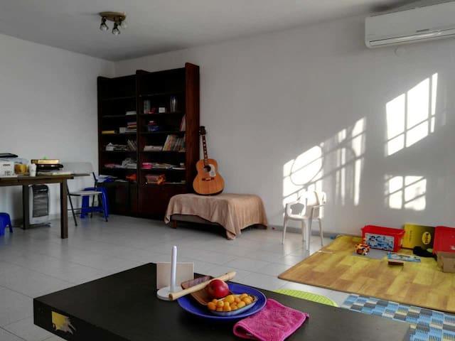 Unique room near Hebrew University
