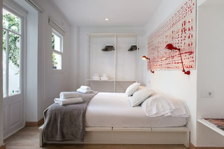 Suite Chic in Boutique Hotel