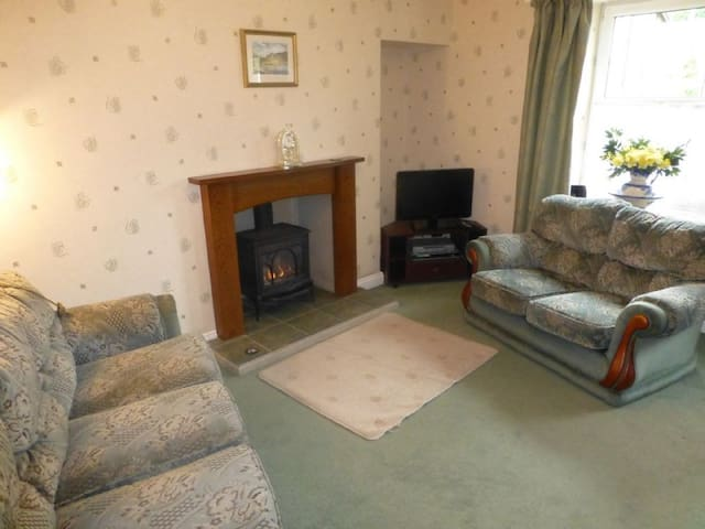 STYBARROW COTTAGE,  Glenridding, Ullswater - Glenridding - Casa