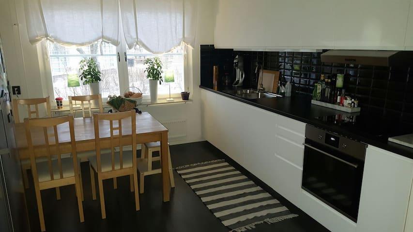 Great apartment in beautiful Nacka - Nacka - Apartament