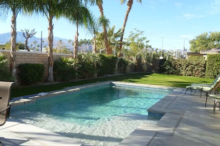 JUST REDUCED FOR COACHELLA 2/ BEST SPOT/WALK THERE