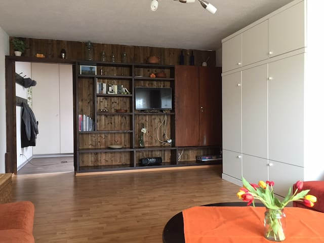 Appartement in St. Moritz- Bad