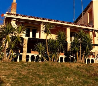 Countryside 1st-floor house - Corfu - Hus
