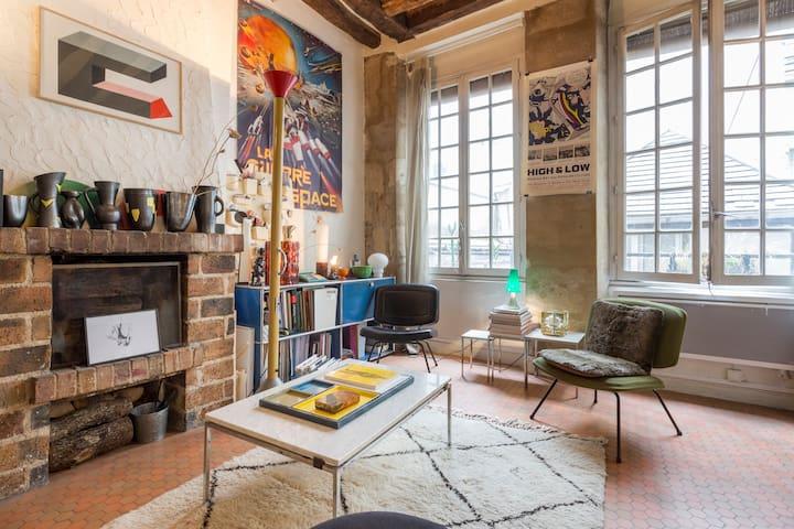Appartement proche Centre Pompidou