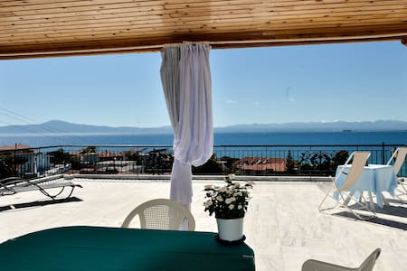 Penthouse sea - Mikri Mantineia - Other