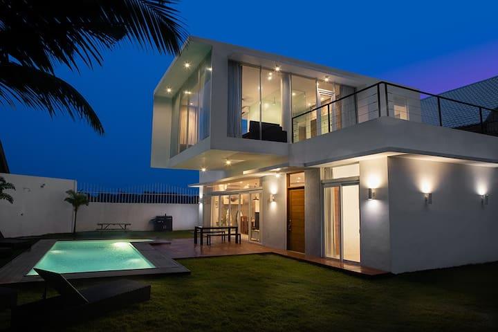 beach house zambales