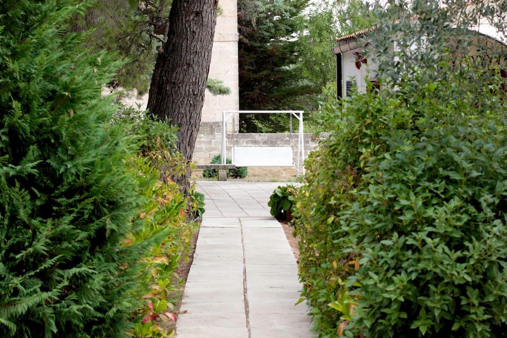 Entrance Walk